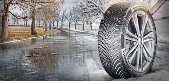 Winter Tyres at CTS Auto Centre
